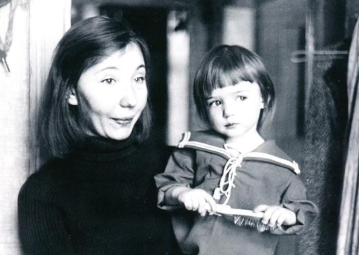 Людмила Дмитриева с дочерью Машей. / Фото: www.mycdn.me
