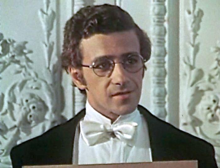 Борис Смолкин, кадр из фильма «Ганна Главари». / Фото: www.kino-teatr.ru