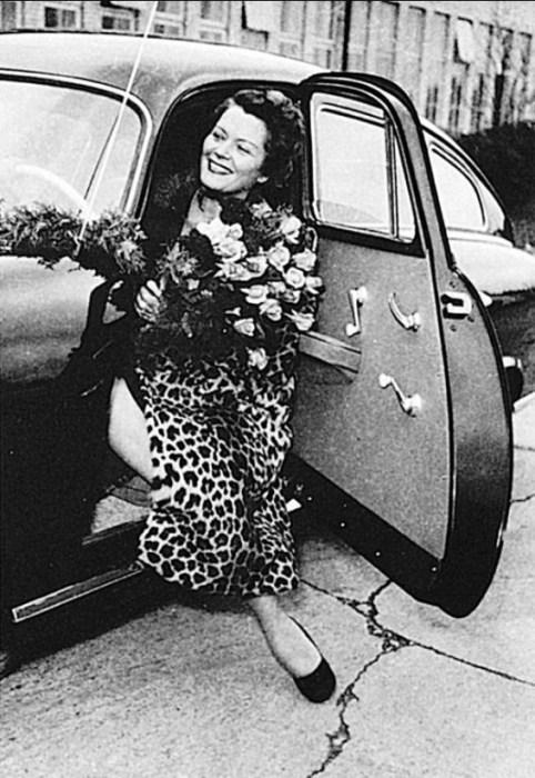 Ольга Чехова. / Фото: www.svavva.ru