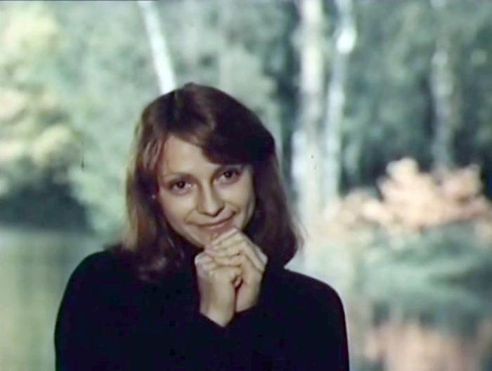 Алёна Егорова, первая жена режиссёра. / Фото: www.kino-teatr.ru