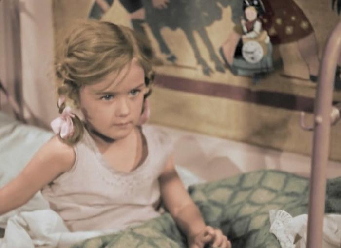 Вероника Лебедева в фильме «Подкидыш». / Фото: www.kino-teatr.ru