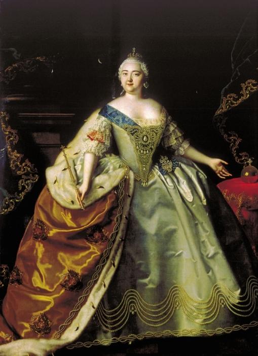 Елизавета Петровна. / Фото: www.regnum.ru