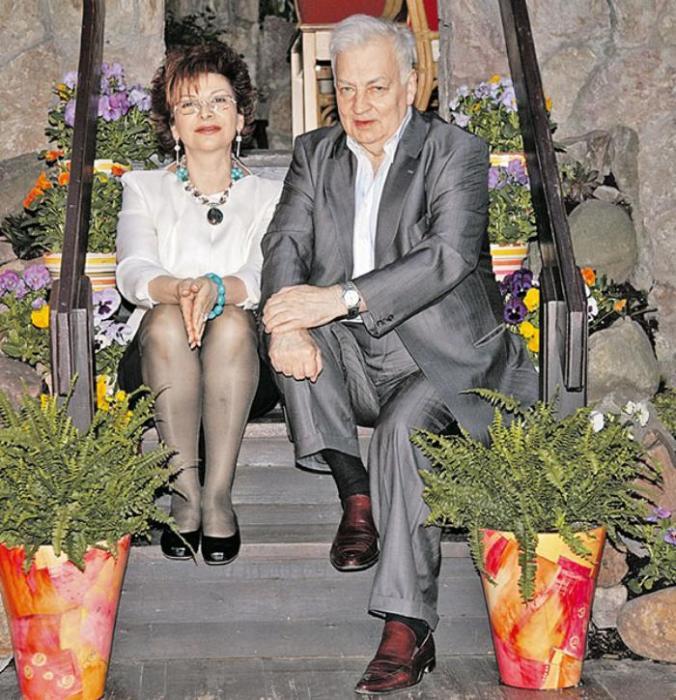 Роксана Бабаян и Михаил Державин. / Фото: www.trendru.org