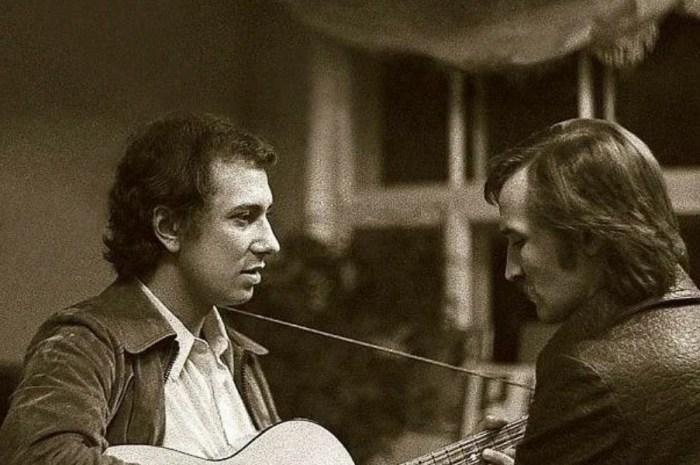 Леонид Филатов и Владимир Качан. / Фото: www.yandex.net