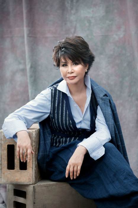 Роза Рымбаева. / Фото: www.esquire.kz