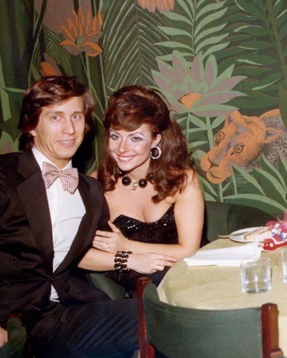 Маурицио Гуччи и Патриция Реджани, май 1972 года. / Фото: www.yahoo.com