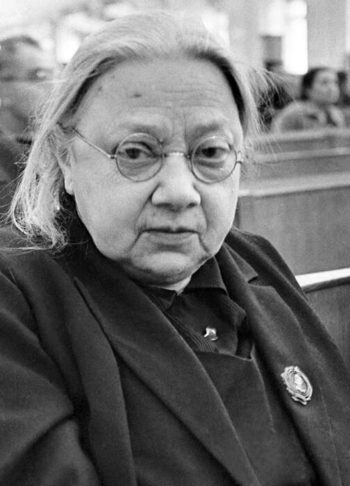 Надежда Крупская. / Фото: www.interesnyefakty.org