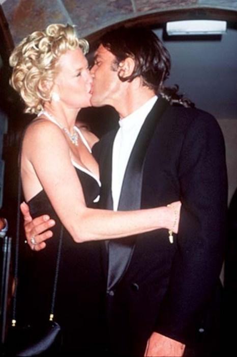 Мелани Гриффит и Антонио Бандерас. / Фото: www.forum.ge