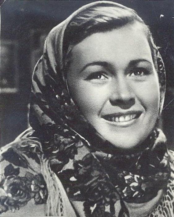Нина Архипова, кадр из фильма «Щедрое лето». / Фото: www.kino-teatr.ru