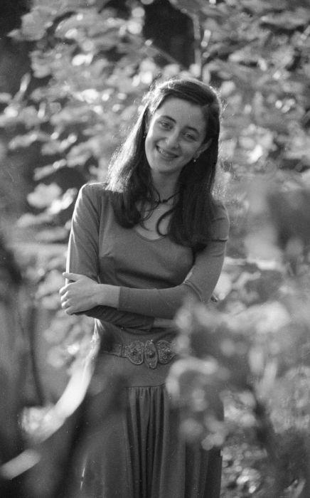 Тамара Гвердцители в юности. / Фото: www.zabavnik.club