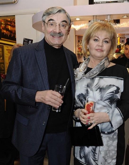 Александр Панкратов-Чёрный и Юлия Монахова. / Фото: www.twit.su