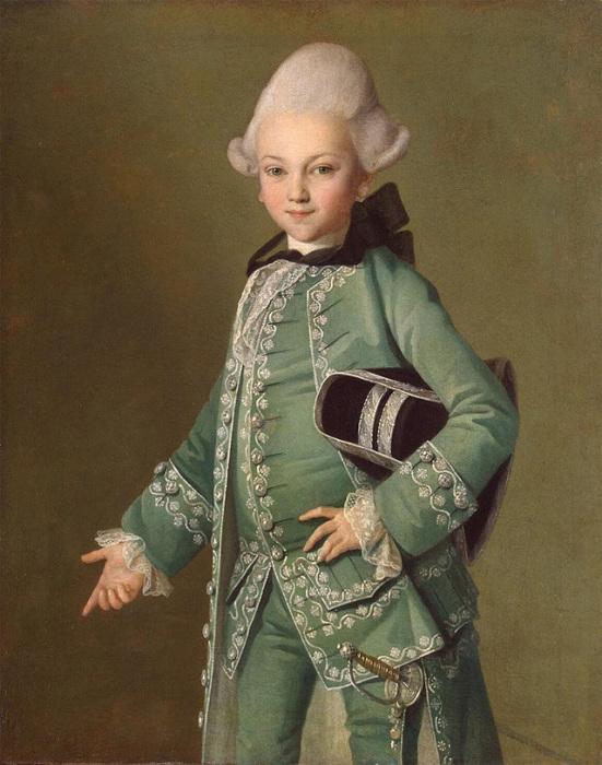 Алексей Бобринский, сын Екатерины II. / Фото: www.aif.ru