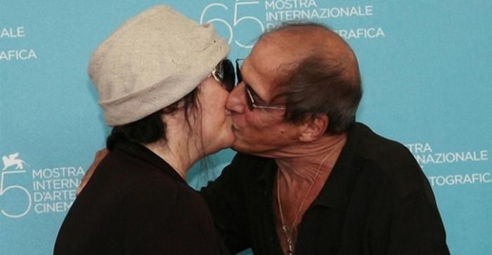 Адриано Челентано и Клаудиа Мори. / Фото: www.obozrevatel.com