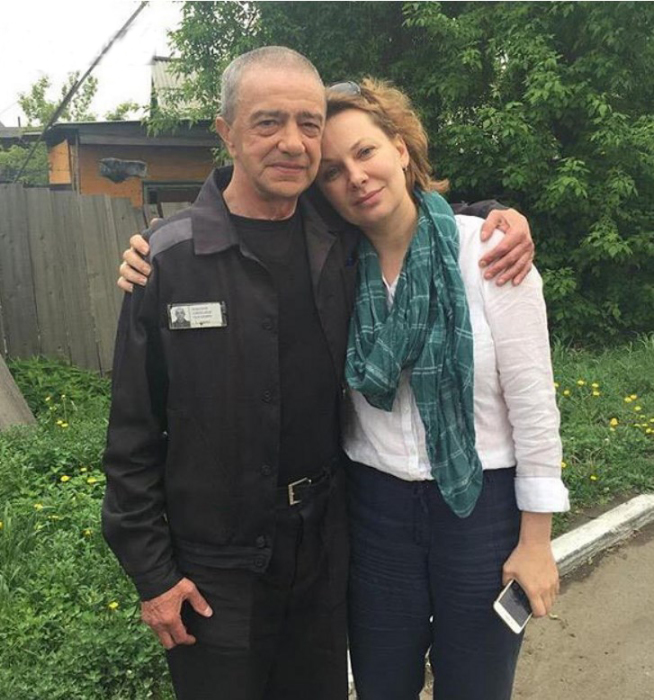 Александр Макаров и Елена Изофатова. / Фото: www.tomsk-novosti.ru