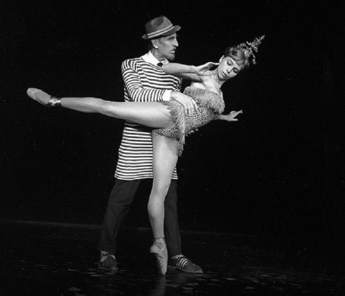 Кадр из художественного фильма «Старый знакомый» киностудии «Мосфильм», 1969. / Фото: www.visualrian.ru