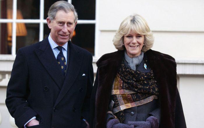 Камилла Паркер-Боулз и принц Чарльз. / Фото: www.pinimg.com