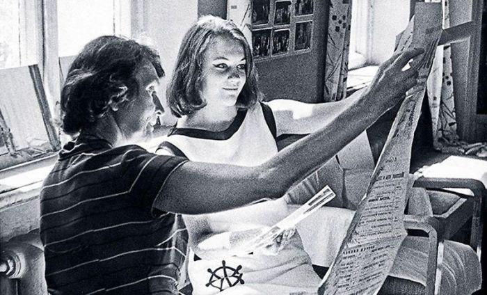 Галина Яцкина и Наталья Сухостав. / Фото: www.7days.ru