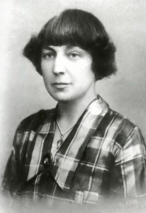 Марина Цветаева. / Фото: www.servimg.com