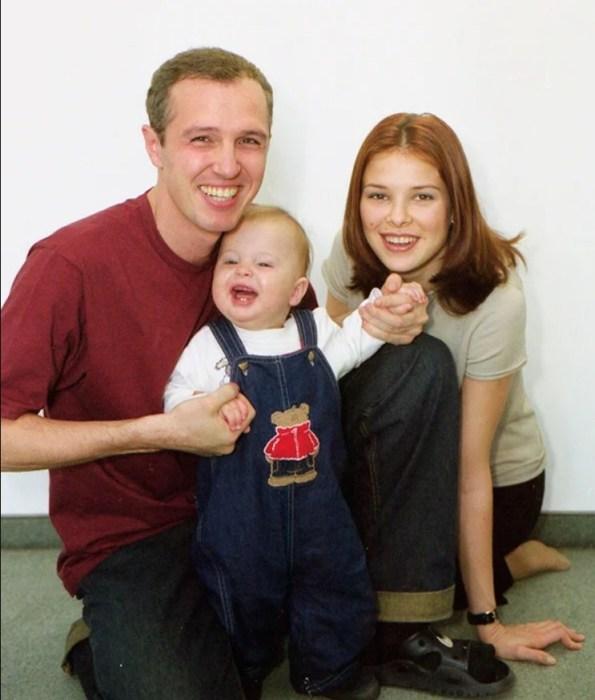 Игорю Вернику было уже 36 лет, когда родился его сын Гриша. / Фото: www.russia.tv