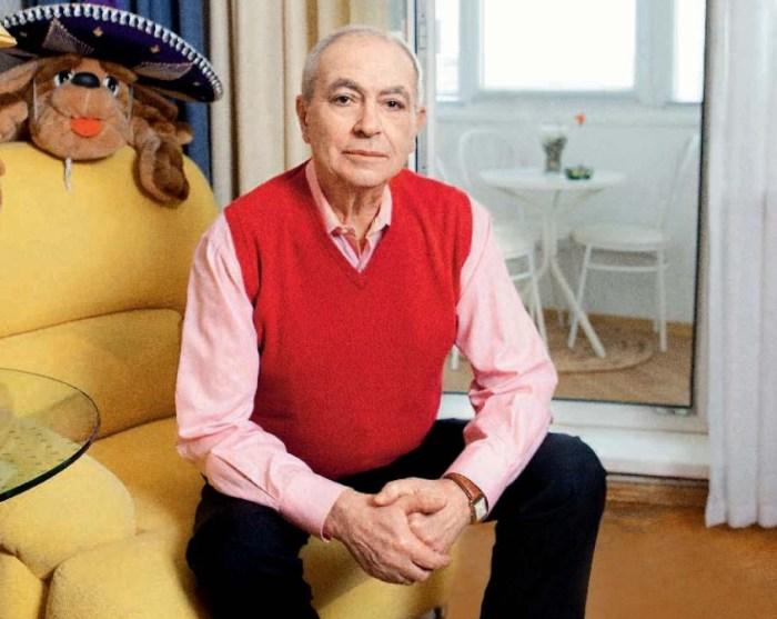 Эдуард Машкович. / Фото: www.akadempk.ru