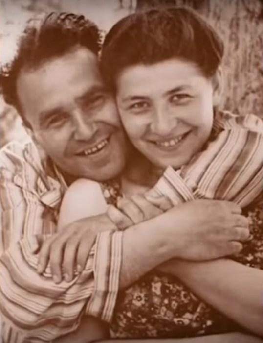 Родители Бориса Смолкина. / Фото: www.russia.tv