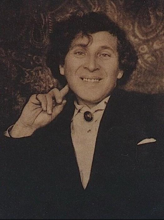 Марк Шагал. / Фото: www.twimg.com