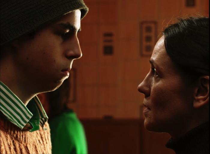 Кадр из фильма «Теснота». / Фото: www.kino-teatr.ru