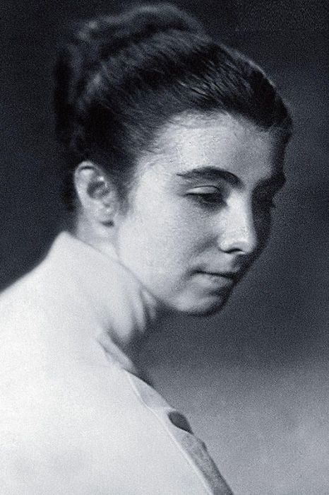 Алла Александровна, вторая жена Альберта Филозова. / Фото: www.liveinternet.ru