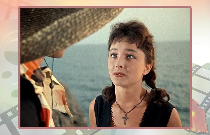 Анастасия Вертинская в роли Гуттиэре.