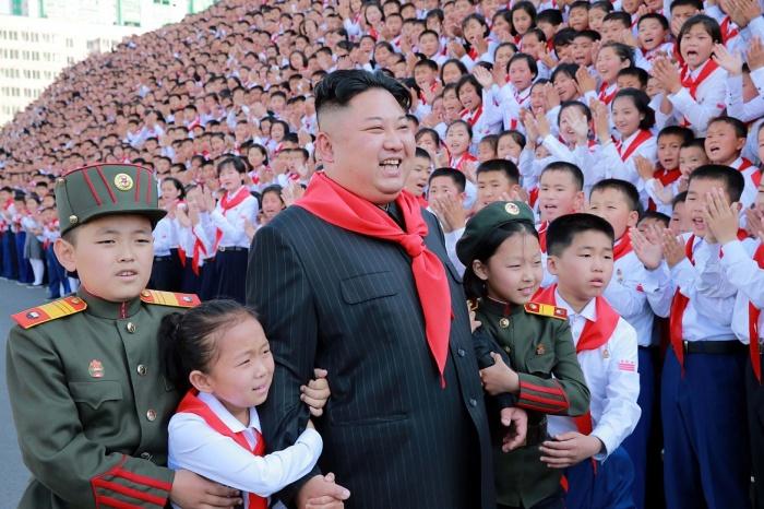 В КНДР запретов великое множество. / Фото: www.newsweek.com