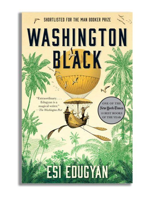 «Washington Black», Эси Эдугян. / Фото: www.bookpeddler.ng