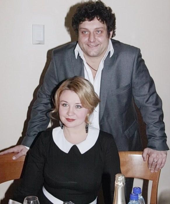 Михаил и Лариса Полицеймако. / Фото: www.aprilclubnews.com