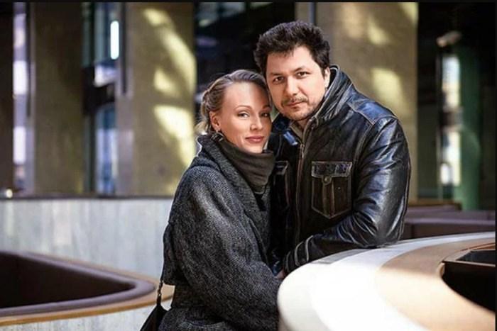 Ольга Ломоносова и Павел Сафонов. / Фото: www.yandex.net