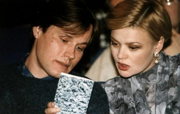 Юлия Меньшова и Игорь Гордин. / Фото: www.yandex.net
