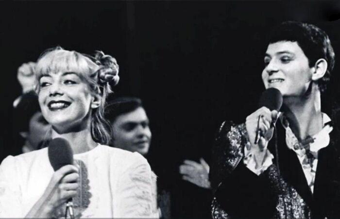 Ирина Селезнева и Максим Леонидов. / Фото: www.alexgitara.ru