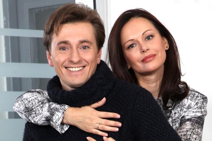 Ирина и Сергей Безруковы. / Фото: www.mycdn.me