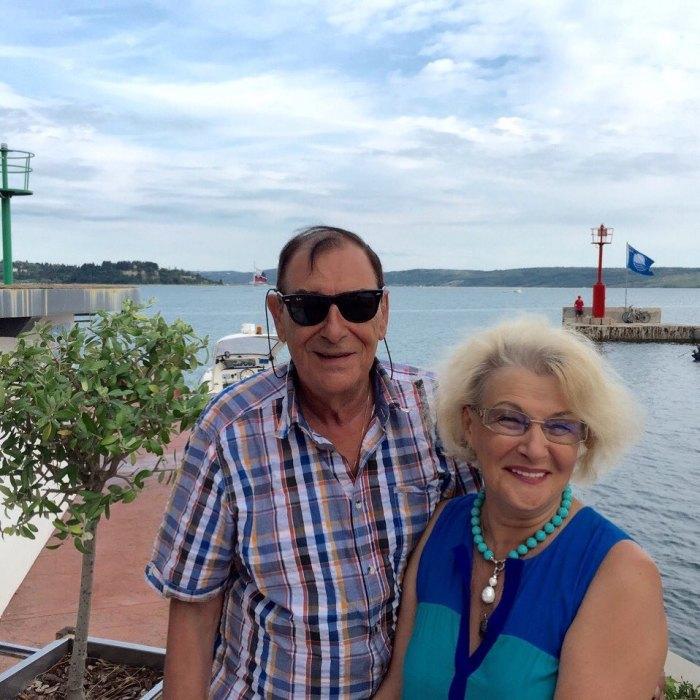 Светлана Дружинина и Анатолий Мукасей. / Фото: www.zhenray.ru