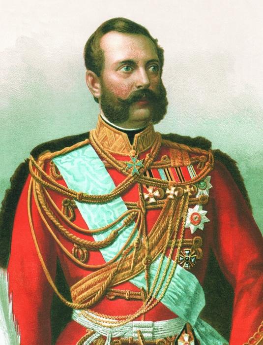 Александр II. / Фото: www.кострома100.рф