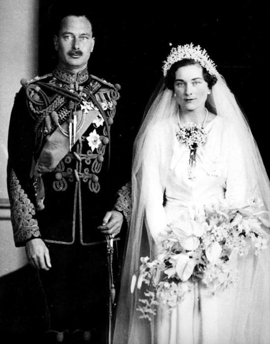 В день бракосочетания с принцем Генри. / Фото: www.joinfo.ua
