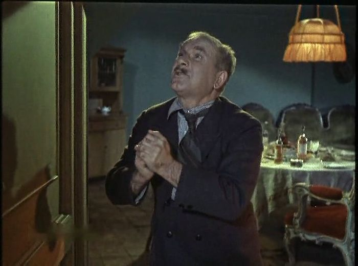 Кадр из фильма «Званый ужин», 1953 год. / Фото: www.fenixclub.com