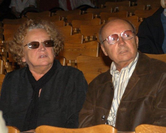 Анастасия Вознесенская и Андрей Мягков. / Фото: www.cosmopolitan.ru
