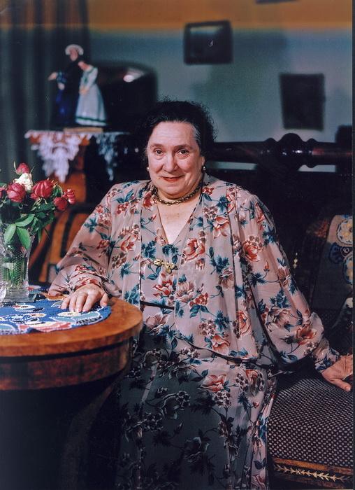Вера Пашенная. / Фото: www.maly.ru