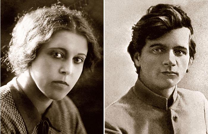 Мария Кашинцева и Андрей Платонов.