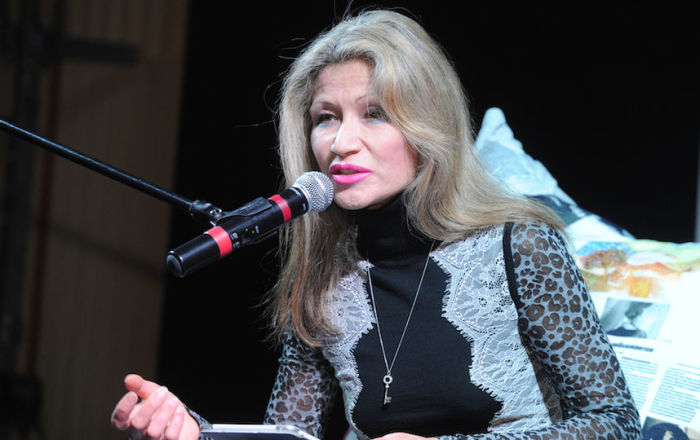Джахан Поллыева. / Фото: www.metronews.ru