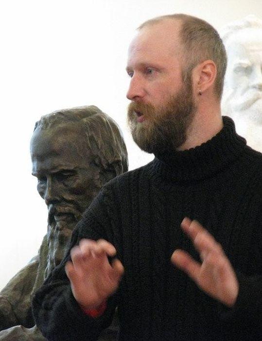 Алексей Достоевский, праправнук Фёдора Достоевского. / Фото: www.smolnews.ru