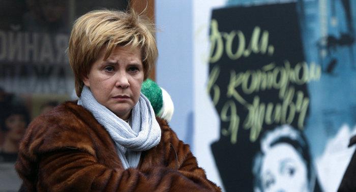Татьяна Догилева. / Фото: www.sputnik.kg