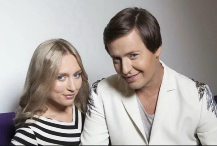 Светлана Гранковская и Витас. / Фото: www.yandex.net