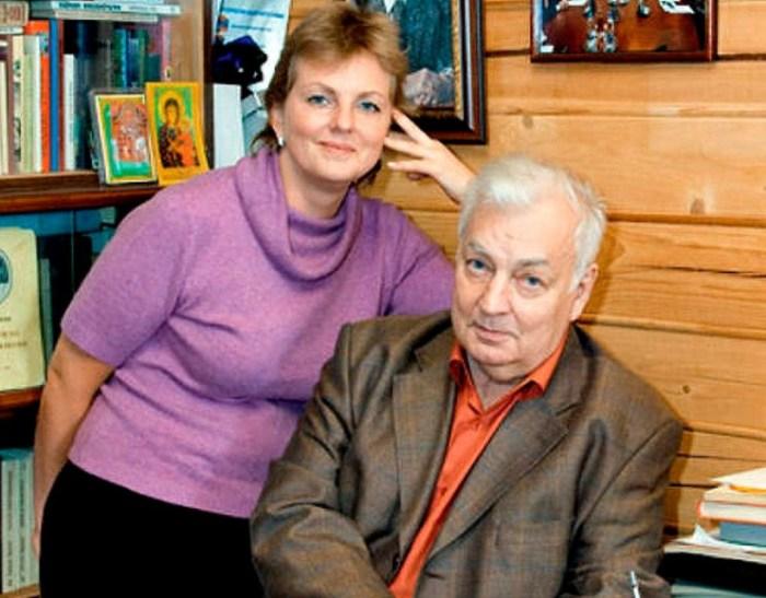 Михаил Державин с дочерью Марией. / Фото: www.wellnesso.ru