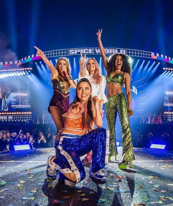 Spice Girls-2019. / Фото: www.instagram.com