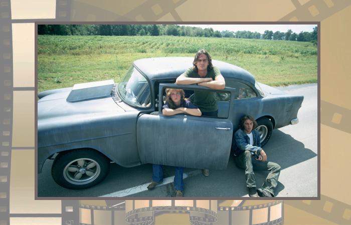 Кадр из фильма «Двухполосное шоссе».